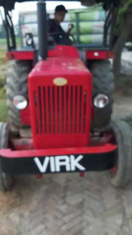 Mahindra sarpach 575 bilkul ok tractor 80% tar