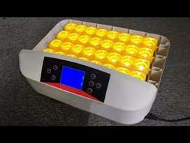 Poultry 32 Egg Turning Incubator-1 Year Warranty-FREE Cash On Delivery