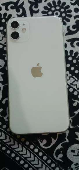 I phone 11 64gb new condition