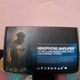 Kadence   MH400   headphone amplifier