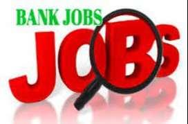 Urgent hiring Banking Jobs.