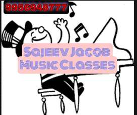 Music Home Tuitions. Keyboard/Piano, Guitars, Drums & Vocals at Guntur
