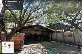 Dijual Tempat Usaha (Tanah dan Bangunan) SHM