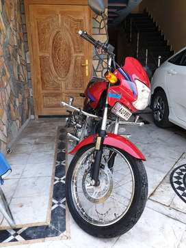 Honda Deluxe 125. Well maintained low mileage bike