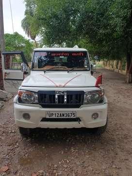 Mahindra Bolero Power Plus ZLX 2016 Diesel Well Maintained