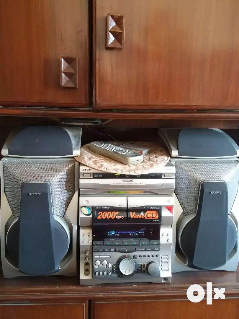 Sony Music System 0