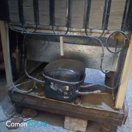 Fridge compressor available.fridge and AC repairing service center.