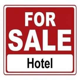 Dijual Hotel Bintang 4 @Yogyakarta LT: 1.797 m2 LB: 9.800m2 450 MILYAR