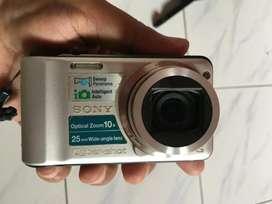 Sony cyber shot DSC H55