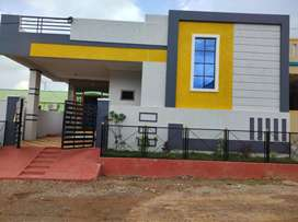 151Sqyards 1250Sft Independent House In Rampally Near ECIL