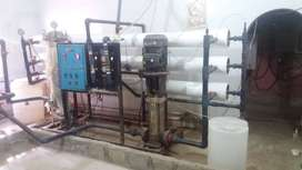 RO Water Filter Plant with complete setup