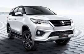 Toyota Fortuner Get On 20% Down Payment