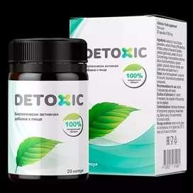 Detoxic membantu membasmi parasit dalam tubuh anda sulawesi