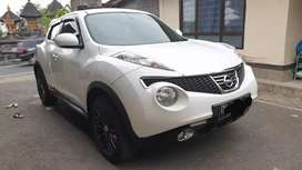 Nissan Juke RX CVT Putih 2013 Pribadi