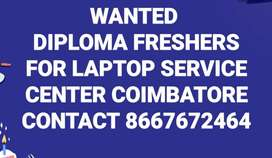 Laptop service engineer