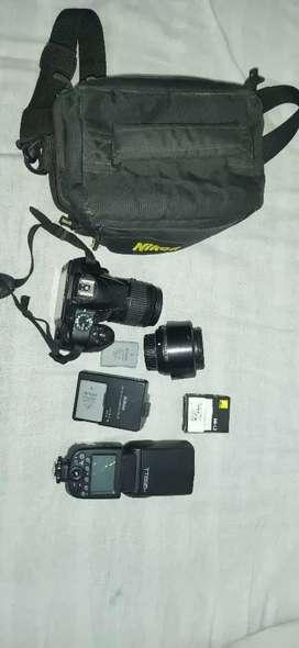 Nikon D3400 pro features Dslr urgent sell