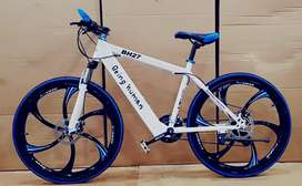 Non foldable cycle