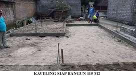 KAVLING MURAH TEPI JALAN BALONG-DEGOLAN 520m Jogja Eco Park