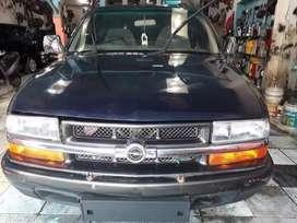 Opel blazer montera th 2002