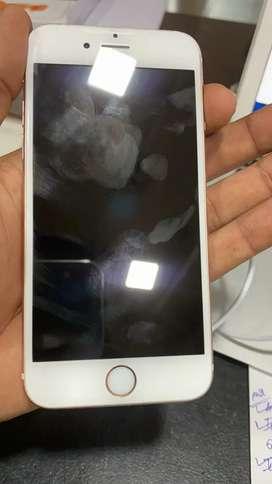 Iphone 6s 64gb(rose gold)