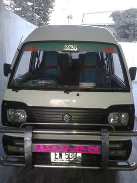 Suzuki Bolan is Available for Sale