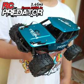 Mainan RC Mobil Remot Predator High Speed Car Crawler 2.4Ghz