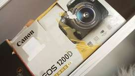 For sale canon 1200d