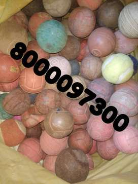 want to sell used rubber balls at fix price 10rs per pcs