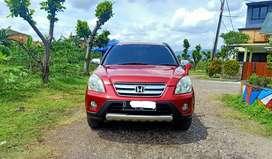 Honda CRV 2.4 AT 2006 /2007 Matic Merah Bensin ,NO PR