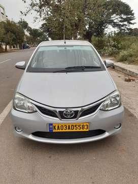 Toyota Etios VD, 2016, Diesel