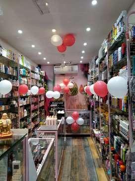 Angel beauty cosmetic shop Birla colleag road opp Akshaya palace