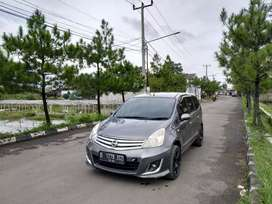 DP 12 JUTA // GRAND LIVINA 1.5 XV MT 2012 GREY