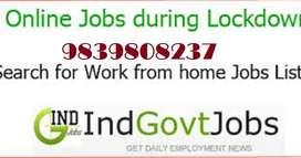 Freelancer part time online job