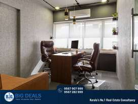 Fulfill your Business dreams by owning this Luxury Furnished Space..