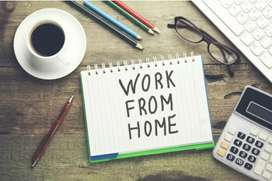 Work from home and office in part time for all