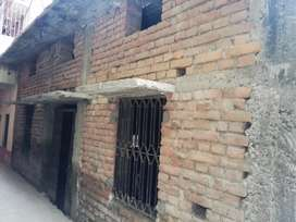 Gola road jhakhri mahadev mohala me 1/2katha   house  for sale