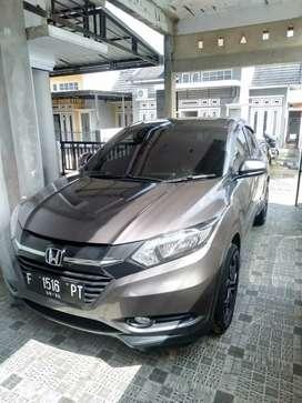 Dijual cepat Honda HRV E CVT th 2017 pemakain pribadi