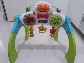 Mainan Bayi baby music play gym