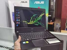 Acer E5-475G cakep sdh SSD + HDD + DVD