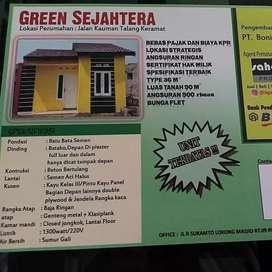 Perumahan green sejahtera
