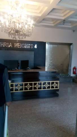 2bed room furnished apartment4rent heights4phase3bahria town rwp