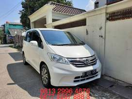Honda Freed 2014 nik 2013 (s) SD Ac double AT Matic istimewa