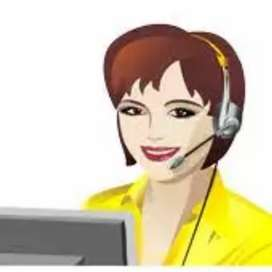 Wanted Office receptionist / tele caller