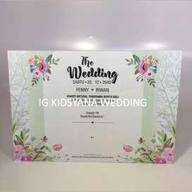 undangan pernikahan murah beib