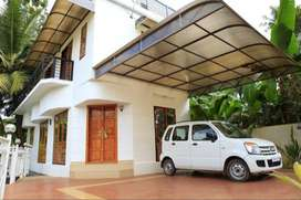 Furnished A/C Guest House for Short stay In Kottayam Town