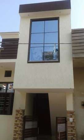 A beautifully constructed  house available for sale