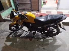 Honda Twister in Very good condition.