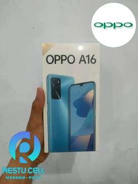 OPPO A16 RAM 3 ROM 32