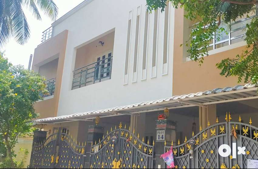 2 BHK Semi Furnished Flat for rent in Velachery for ₹15000, Chennai 0