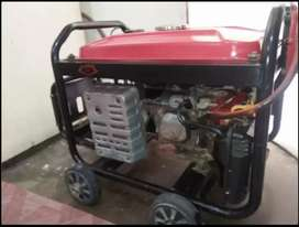 I am selling good condition generator 9/10.